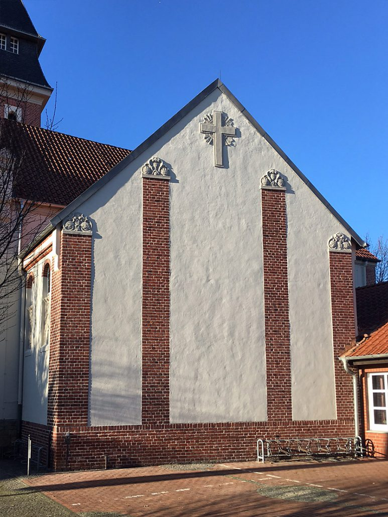 Gustaf-Adolf-Kirche Emsdetten | DHTewes